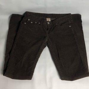 True Religion Corduroy Pants 👖